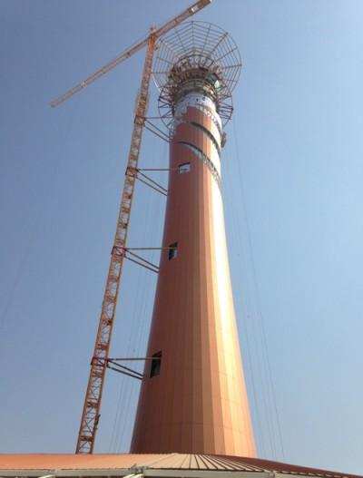 Torre de control Jeddah